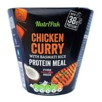 NutriPak Protein Chicken Curry Meal 300g