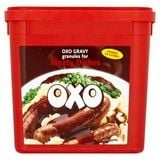 Catering Size Oxo Gravy Granules for Meat Dishes 1.58kg