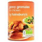 Sainsbury's Chicken Gravy Granules 170g