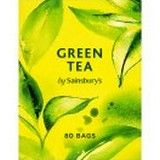 Sainsbury's Green Tea x 80