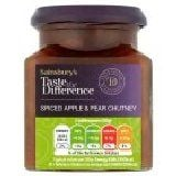 Sainsbury's Apple and Pear Chutney Taste the Difference 300g