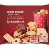 Sainsbury's Biscuit Assortment 400g