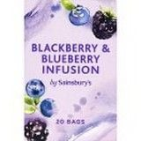 Sainsbury's Blackberry and Blueberry Infusion x 20