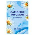 Sainsbury's Infusions Camomile Tea Bags x 20
