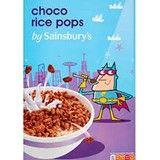 Sainsbury's Choco Rice Pops 550g