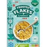 Sainsbury's Frosted Flakes 750g