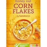 Sainsbury's Honey Nut Cornflakes 500g