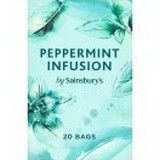 Sainsbury's Peppermint Infusion Tea x 20