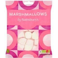 Sainsbury's Marshmallows 400g