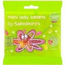 Sainsbury's Mini Jelly Beans 75g