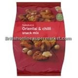 Sainsbury's Oriental and Chilli Snack Mix 175g