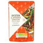 Sainsbury's Oyster and Spring Onion Stir Fry Sauce 120g