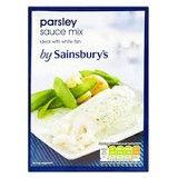 Sainsbury's Parsley Sauce Mix 20g