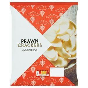 Sainsbury's Prawn Crackers 80g
