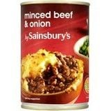 Sainsbury's Minced Beef and Onions 400g