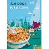 Sainsbury's Rice Pops 375g