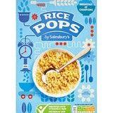 Sainsbury's Rice Pops 500g