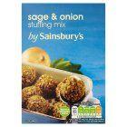 Sainsburys Sage and Onion Stuffing Mix 170g