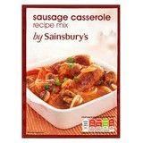 Sainsbury's Sausage Casserole Mix 40g