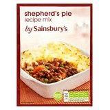 Sainsbury's Shepherd's Pie Mix 50g