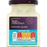 Sainsbury's Taste The Difference Tartare Sauce 180g