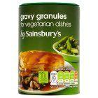Sainsbury's Vegetable Gravy Granules 170g