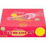 Bulk Buy 60 x Swizzels Matlow Refreshers Strawberry Flavour Bar
