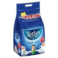 Catering Size Tetley Tea Bags 1100