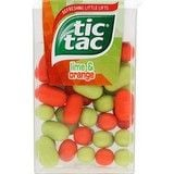 Bulk Buy Tic Tac Lime and Orange 24 x 18g