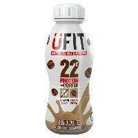 UFit Protein Iced Coffee Latte Milkshake 310ml