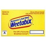 Catering Size Weetabix 6 Packs of 4 x 12 Biscuits