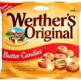 Bulk Buy Werthers Original Traditional Butter Candies 15 x 135g