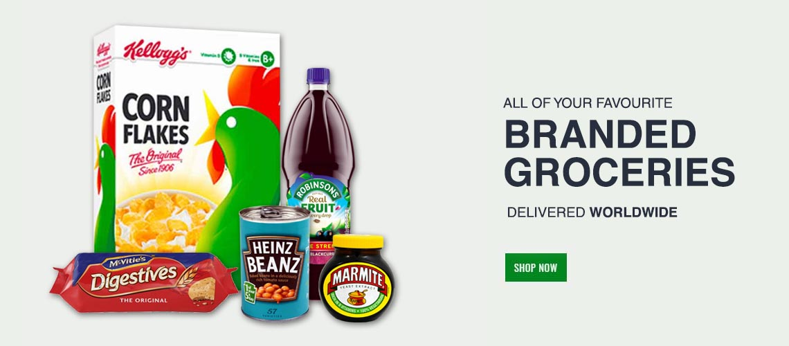 British Online Supermarket - Groceries