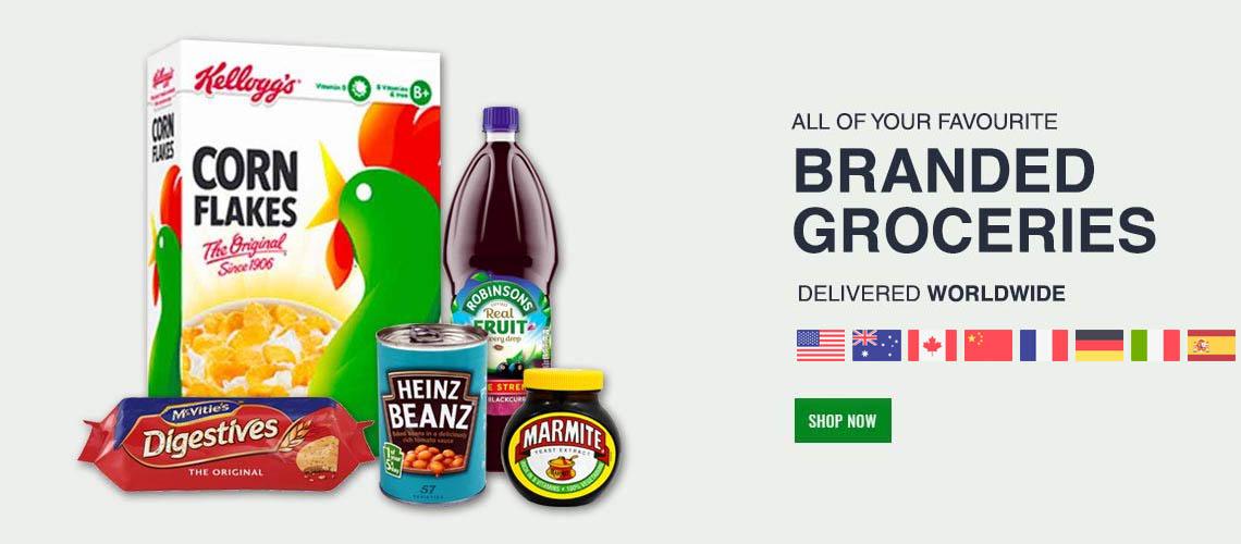 British Online Supermarket - Groceries