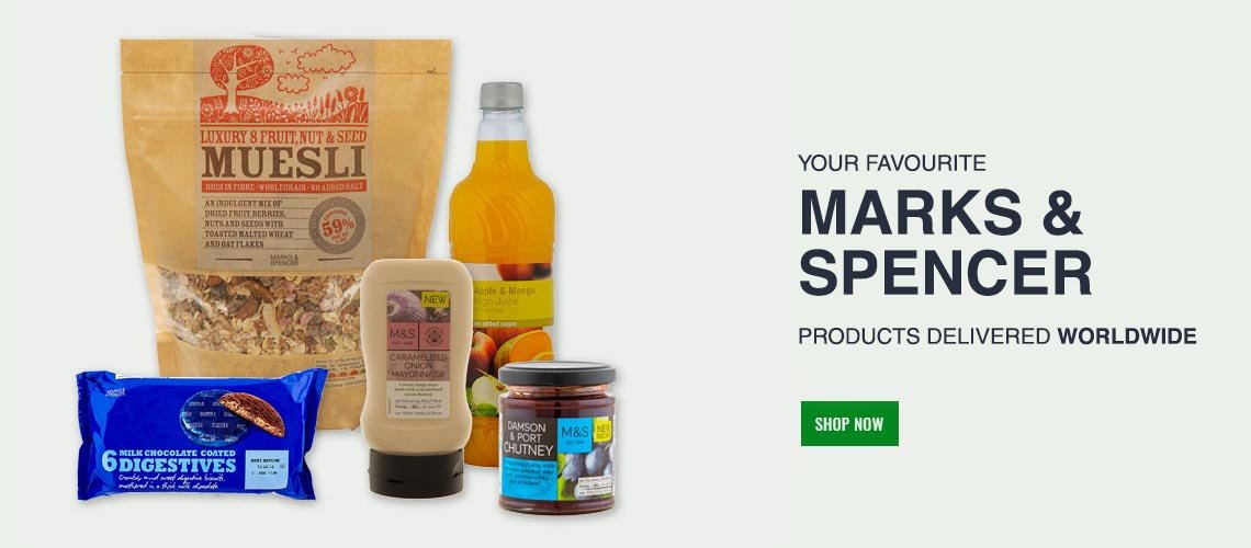 British Online Supermarket - Marks and Spencer
