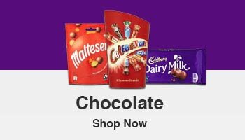 British Online Supermarket - Chocolate