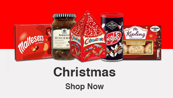 British Online Supermarket - Christmas