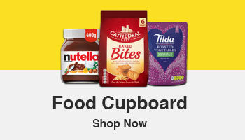 British Online Supermarket - Food Cupboard