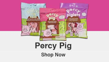 British Online Supermarket - Percy Pig