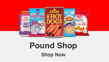 British Online Supermarket - Pound Shop