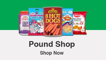 British Online Supermarket - Pound Shop