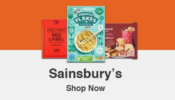 British Online Supermarket - Sainsburys